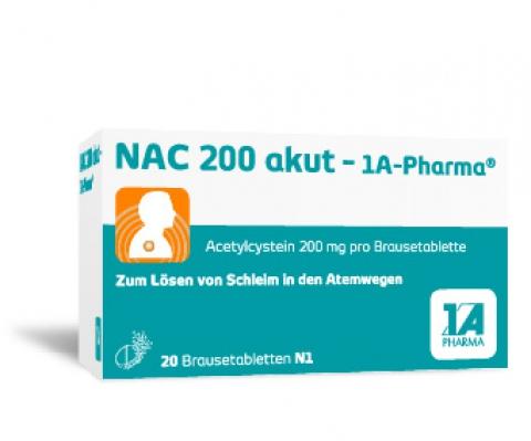 NAC 200 akut -