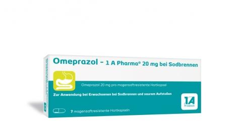 Omeprazol -
