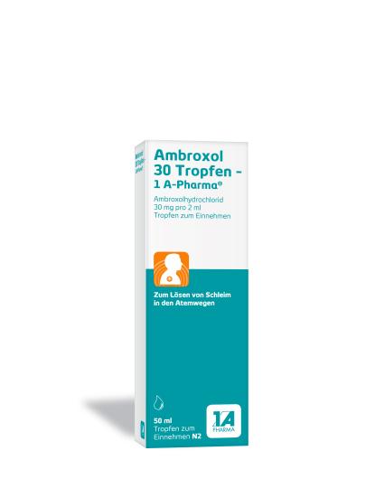 Ambroxol 30 Tropfen -