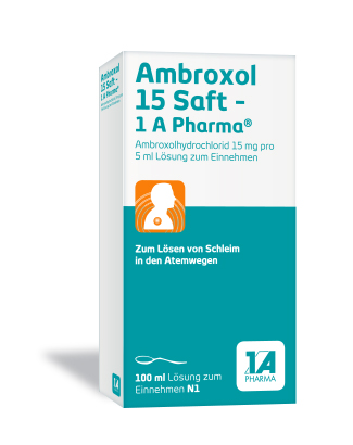 Ambroxol 15 Saft -