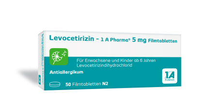 Levocetirizin -