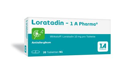 Loratadin -