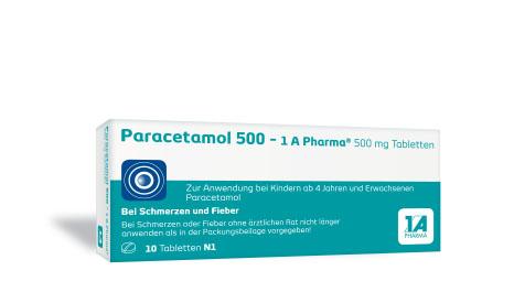 Paracetamol 500 -