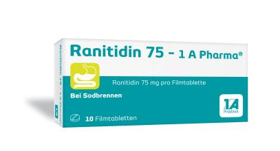 Ranitidin 75 -